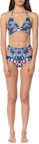 Mara Hoffman Exclusive Wrap Around Triangle Bikini Top