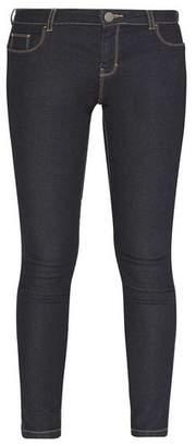 Dorothy Perkins Womens Petite Black 'Ashley' Skinny Jeans