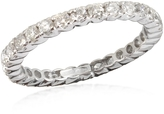 Forzieri 1.20 ctw Diamond 18K White Gold Eternity Band
