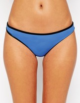 Asos Mix and Match Contrast Hipster Bikini Bottom