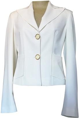 Romeo Gigli White Jacket for Women