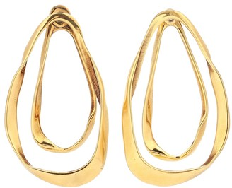 Alexander McQueen Hoop earrings