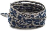Chan Luu Printed Convertible Wrap Bracelet