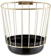 Canasta Enamel Wire Basket