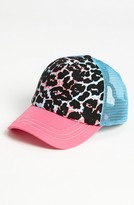 San Diego Hat Print Baseball Cap (Toddler)