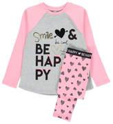 Bell George Be Happy Embellished Pyjamas