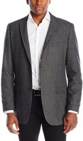 Greg Norman Men's Two Button Herringbone Sport Coat