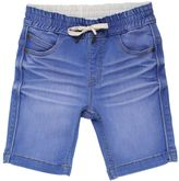 Molo Ali Ultra Stretch Cotton Denim Shorts