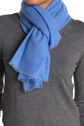 Amicale Cashmere Solid Scarf