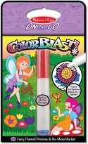Melissa & Doug Color Blast Artwork -Fairy