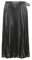 Valentino Velvet plissé skirt
