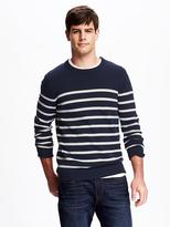Old Navy Rugby-Stripe Sweater for Men