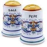 Sur La Table Nova Deruta Salt and Pepper Shaker Set