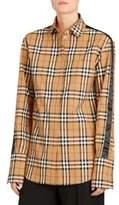 Burberry Saoirse Check Shirt