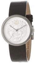 Vivienne Westwood Unisex VV021SLBR Neptune Silver Brown Watch