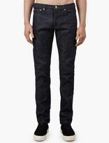 A.p.c. Indigo Petit New Standard Raw Jeans