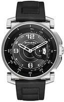 Diesel On Men's Hybrid Smartwatch DZT1000