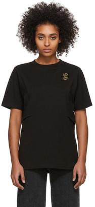 McQ Black Shizoku Boyfriend T-Shirt