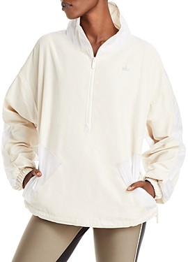 Alo Yoga Renewal Half Zip Pullover