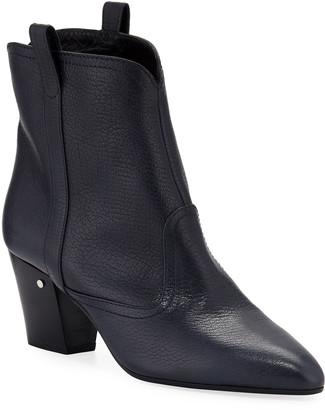 Laurence Dacade Sheryll Leather Western Booties
