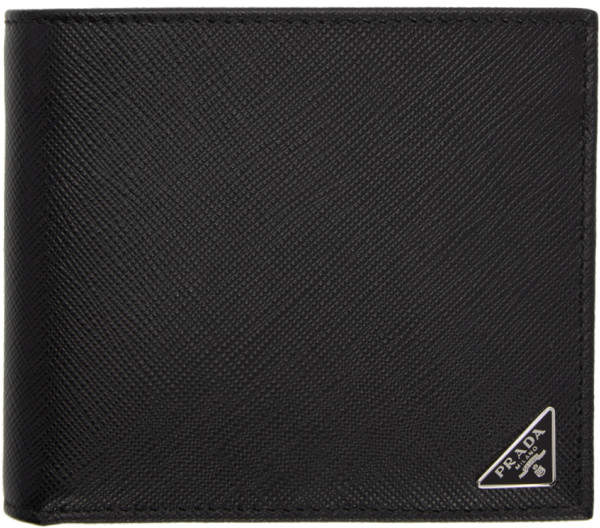 ae08ef0611b149 Prada Men's Wallets - ShopStyle