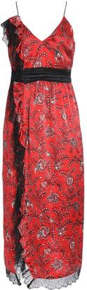 Cinq à Sept 3/4 length dresses