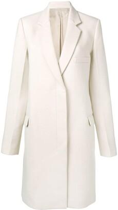 Helmut Lang Long Sleeved Coat