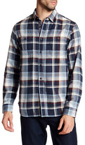 Howe Bradford Plaid Long Sleeve Regular Fit Shirt