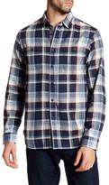 Howe Bradford Plaid Long Sleeve Woven Shirt