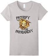 Petrify the Patriarchy shirt Feminist Medusa tshirt