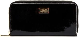 Frances Valentine Washington Patent Leather Wallet