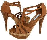 Steve Madden - Alicce (Tan Leather)