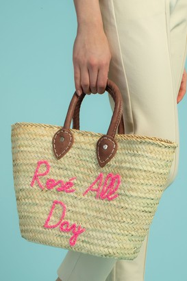Trina Turk Le Superette Rose All Day Tote