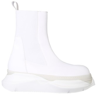 Rick Owens Performa Abstract Beetle Boots