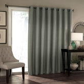 Eclipse Blackout Grommet-Top 84 Patio Door Curtain