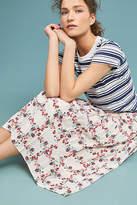 Endless Rose Bourbon Pleated Skirt