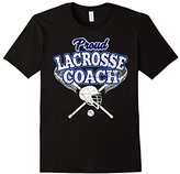 LaCrosse Coach Shirt: Proud Coach Of Players T-Shirt