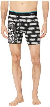 Stance No Mercy Boxer Brief (Black) Men's Underwear
