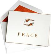 Mrs. John L. Strong Koi Peace Card