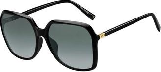 Givenchy Oversized Square Propionate Sunglasses