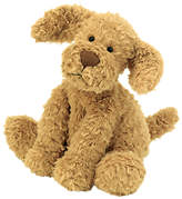 Jellycat Fuddlewuddle Puppy Soft Toy, Medium, Toffee