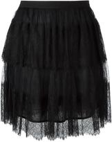 RED Valentino layered tulle skirt