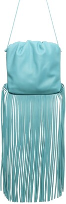 Bottega Veneta Fringed Pouch Bag