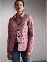 Burberry Diamond Quilted Jacket, Pink