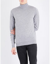 John Smedley Richards Turtleneck Wool Jumper