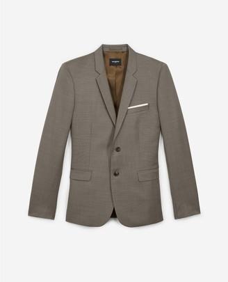 The Kooples Beige formal wool jacket