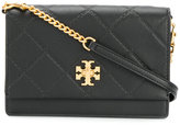 Tory Burch fold over shoulder bag