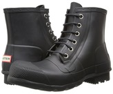 Hunter Original Rubber Lace-Up Men's Rain Boots