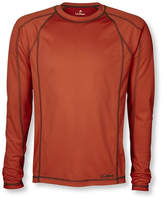 L.L. Bean Polartec Power Dry Stretch Base Layer, Lightweight Long-Sleeve Crew