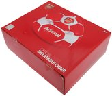 Arsenal FC Childrens/Kids Official Football Club Inflatable Chair